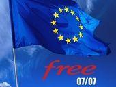 Free Mobile, le roaming dans toute l'Union Européenne