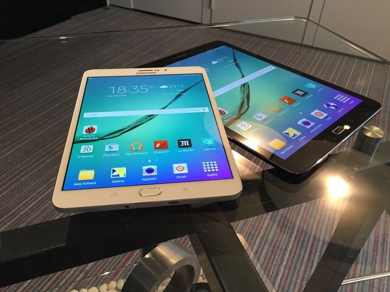 Bon plan : Samsung Galaxy Tab S2 à 386€