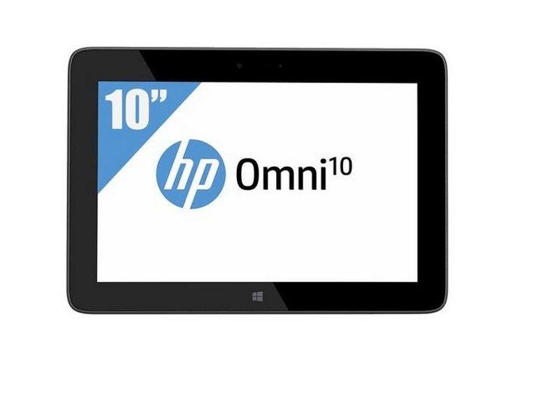 Bon plan : HP Omni 10 à 190€
