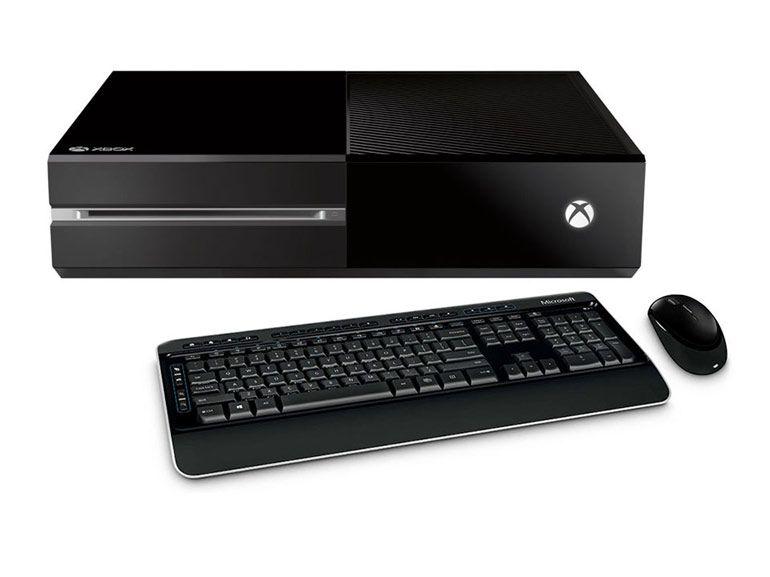 La Xbox One bientôt compatible avec les claviers et souris