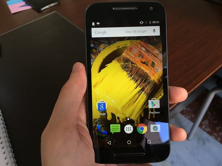 Bon plan : Motorola Moto G (2015) à 159€ au lieu de 230€