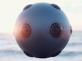 Réalité virtuelle: Disney va utiliser la caméra à 360° Nokia Ozo pour réaliser un film et des making of