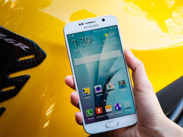Soldes : Samsung Galaxy S6 à 520€