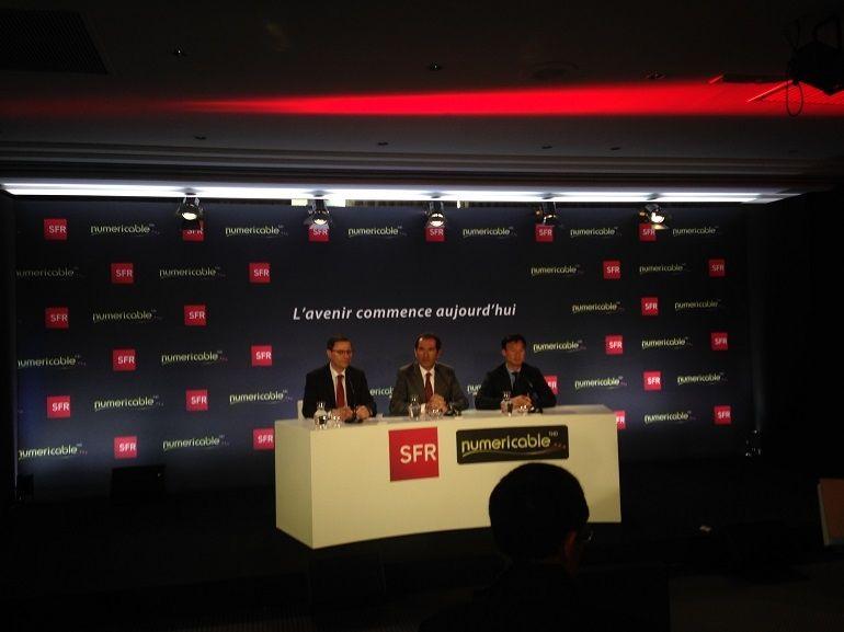 Numericable : Paris menace de couper les câbles