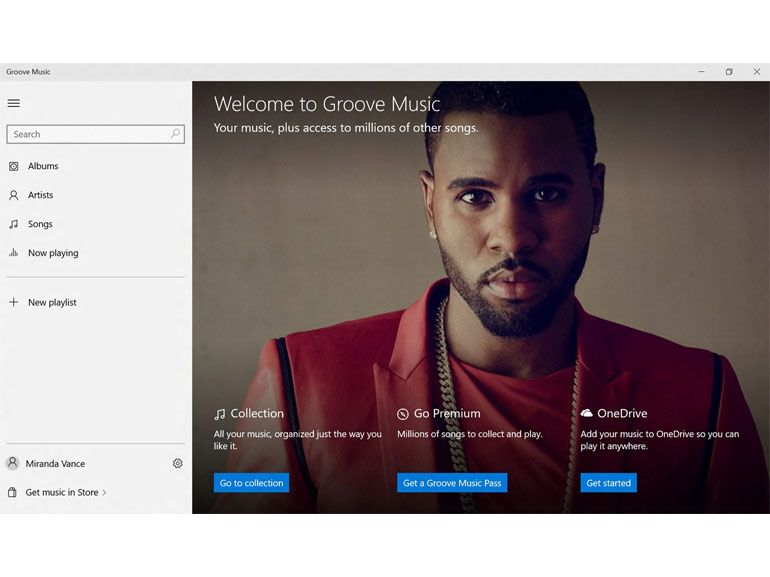 Windows 10 rebaptise Xbox Music et Xbox Video en Groove et Movies & TV