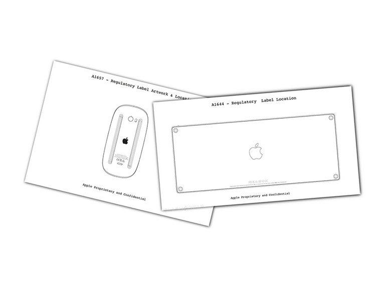 Quand la FCC parle des claviers et souris d'Apple