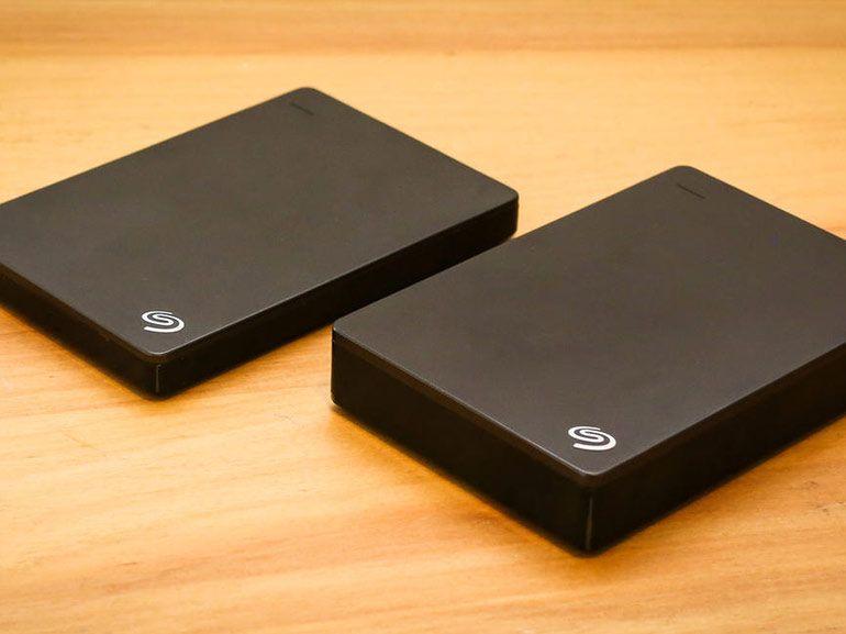 Seagate Backup Plus et Backup Plus Slim