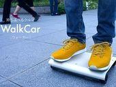 Le WalkCar est la première