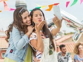 Sony Xperia C5 Ultra et M5, selfies ou vidéos 4K