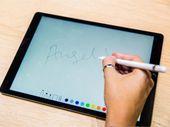 Apple Pencil : ultra-précis et 30 min d'autonomie pour 15 secondes de charge