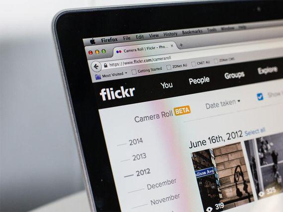 Flickr va intégrer une fonction pour les casques de réalité virtuelle
