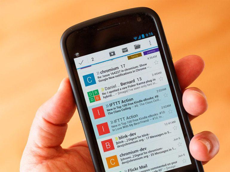 Gmail permet le blocage de contacts et le désabonnement direct aux newsletters