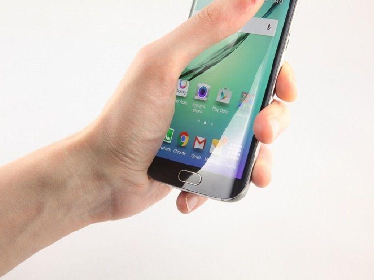 Un écran à bord recourbé pour le prochain smartphone Huawei ?