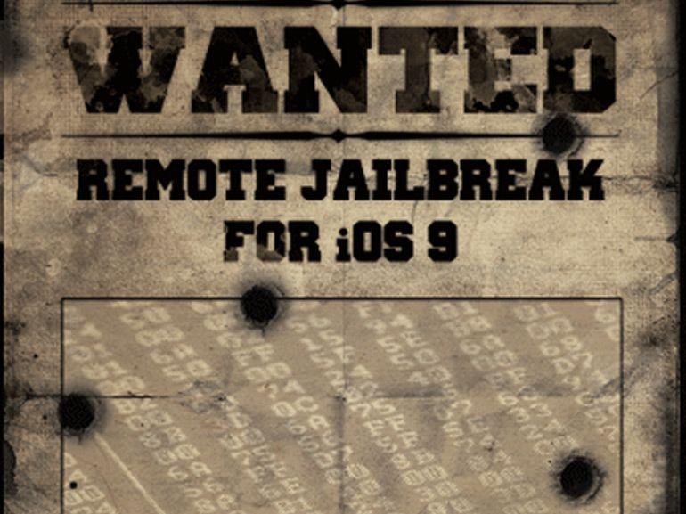 1 million de dollars offerts par Zerodium pour hacker iOS 9