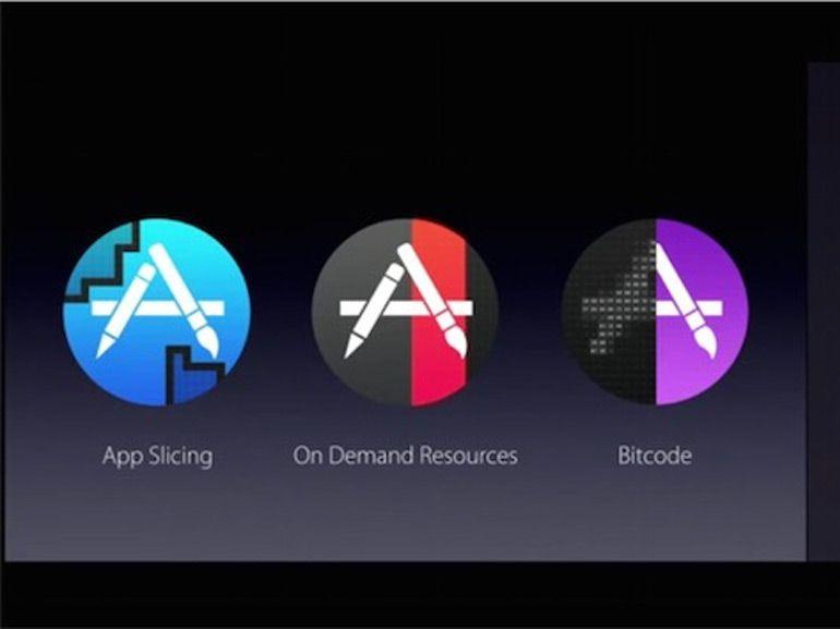 Apple retarde le déploiement de la fonction « app slicing » d'iOS 9 à cause d'un bug