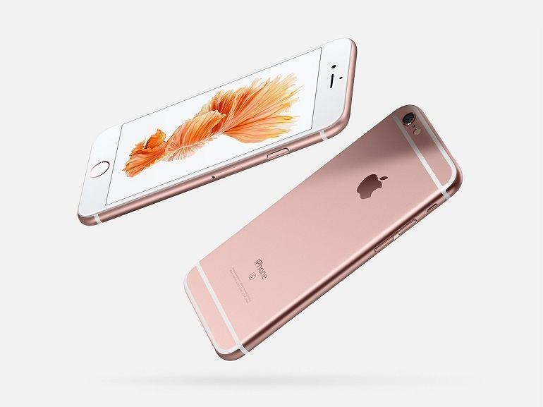 Si vous faites tomber votre iPhone 6s dans l'eau, il ne devrait pas subir de dégâts