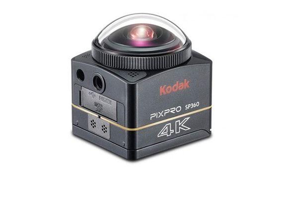 IFA 2015 - Kodak PixPro SP360 4K : la vidéo 360° passe à l'Ultra HD