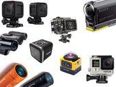 Les meilleures ventes de caméras sportives de juin 2019