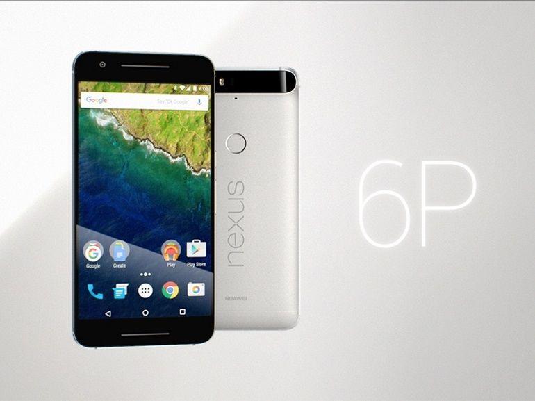Google présente les Nexus 5X et 6P