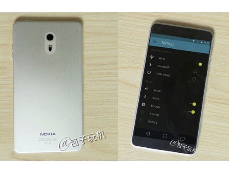 Les premières photos du Nokia C1 sous Android circulent sur le Web