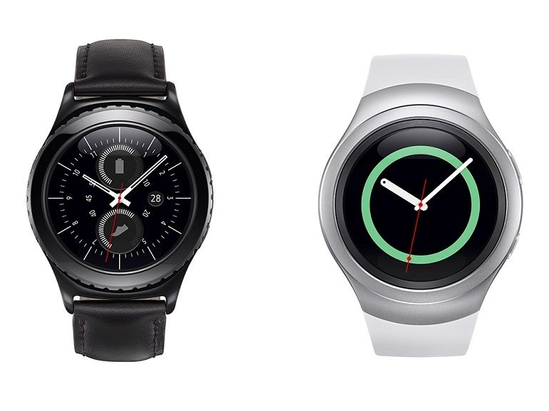 IFA 2015 - Samsung officialise sa Gear S2