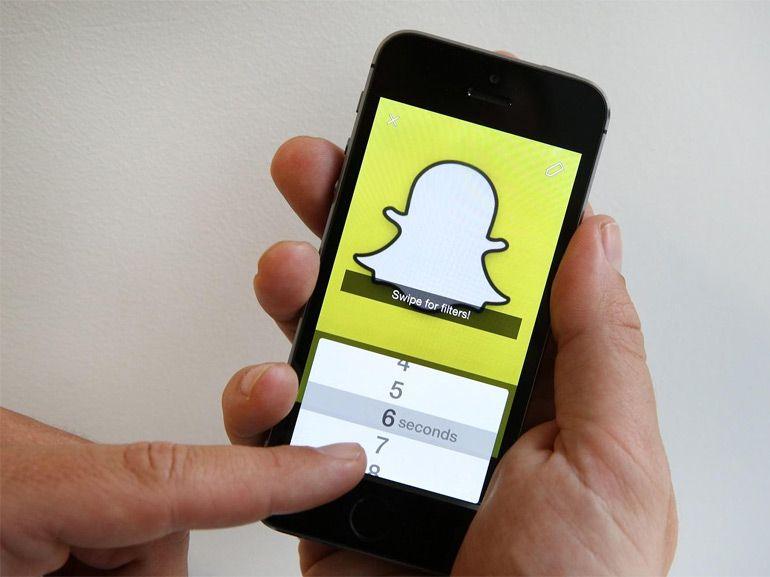 Snapchat investit dans la réalité augmentée en rachetant la start-up Cimagine Media