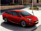 Première apparition pour la nouvelle Toyota Prius