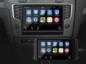 Premier contact avec Android Auto et Carplay sur Volkswagen MIB 2