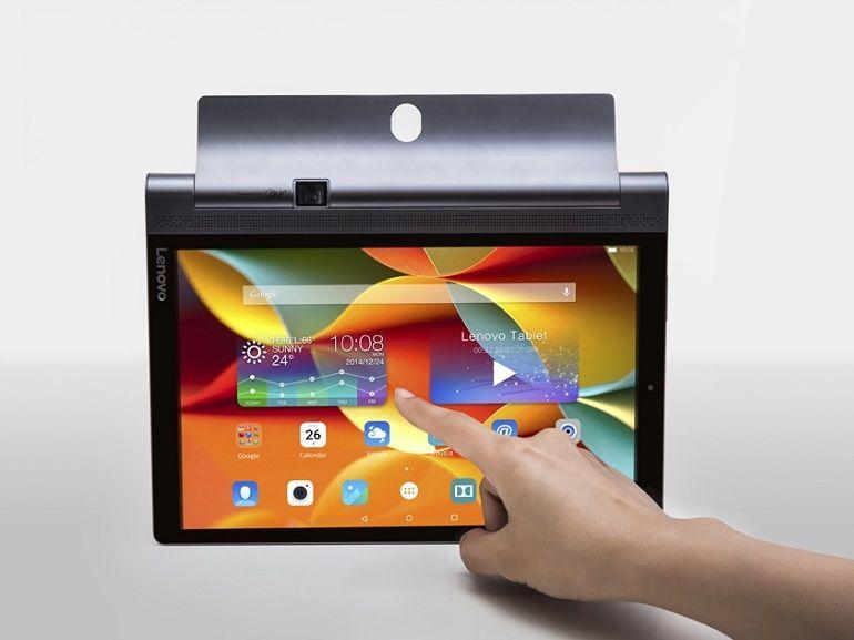IFA 2015 - Lenovo annonce les Yoga Tab 3 et 3 Pro