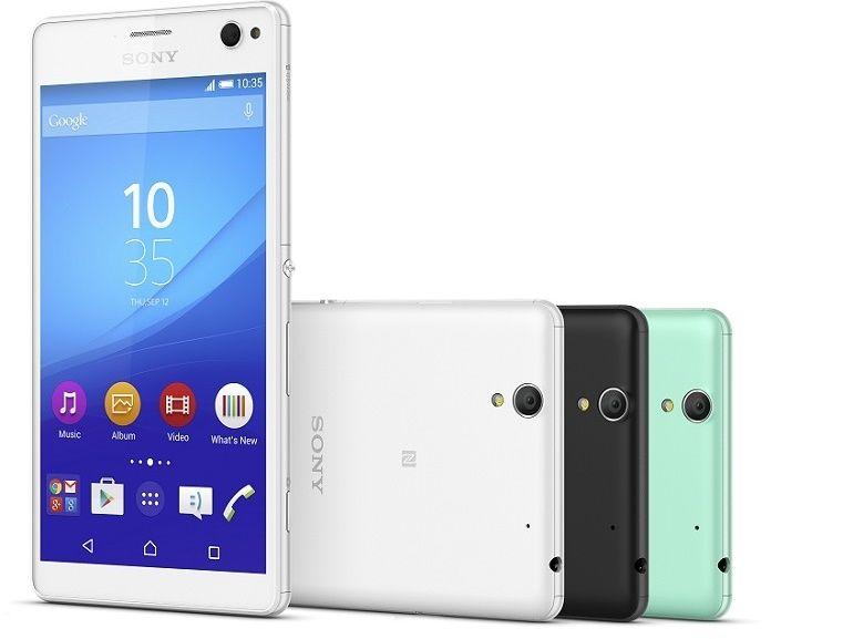 Bon plan : Sony Xperia C4 double sim à 179€