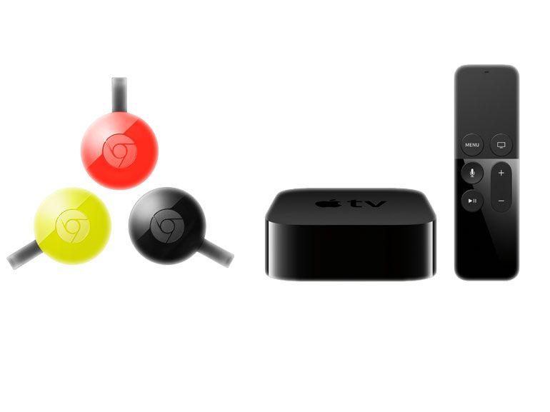 Amazon va stopper la vente des Chromecast et des Apple TV