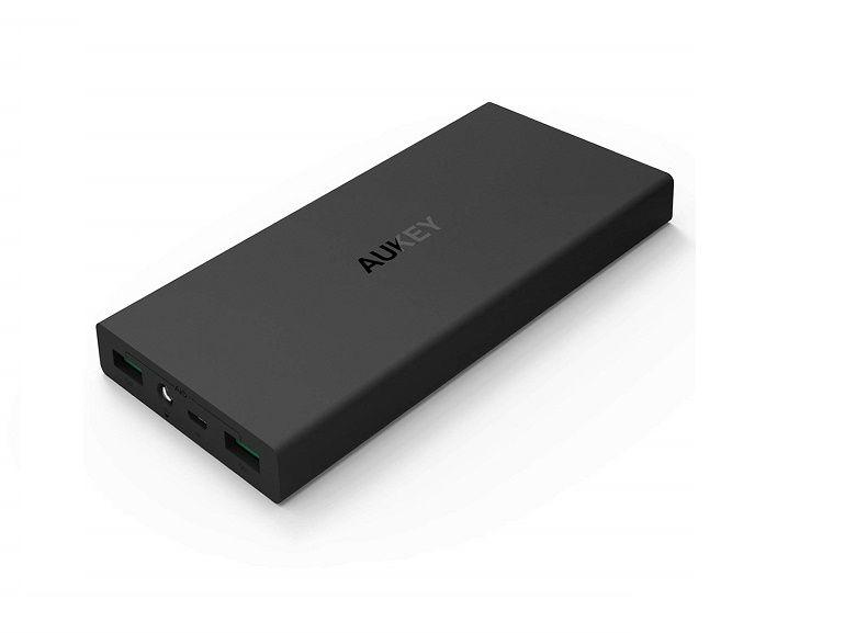 Bon plan : Batterie externe Aukey 12000 mAh à seulement 15€
