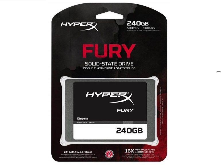 Bon plan : Disque Dur interne SSD 240 Go à 80€