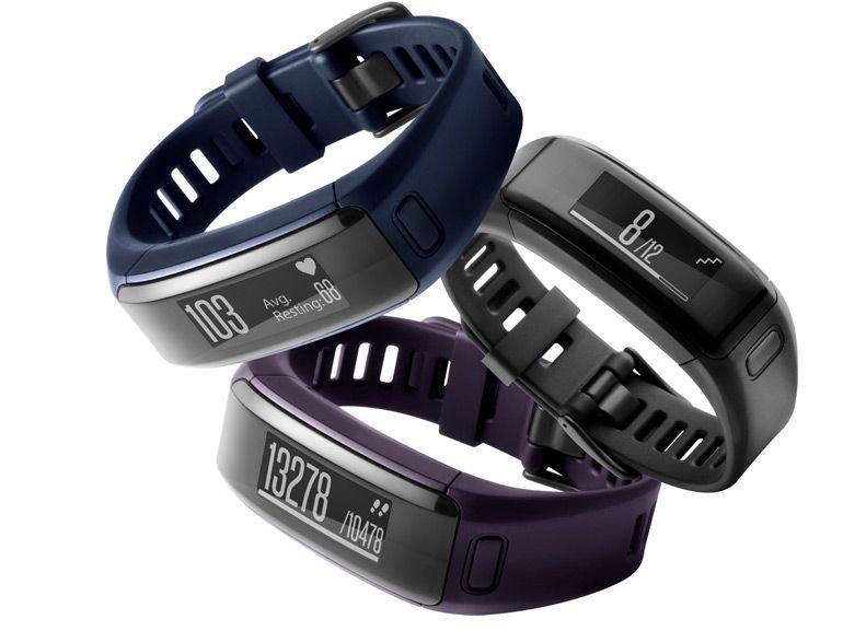 Vivosmart HR : Garmin dévoile son premier bracelet d'activité avec cardiofréquencemètre