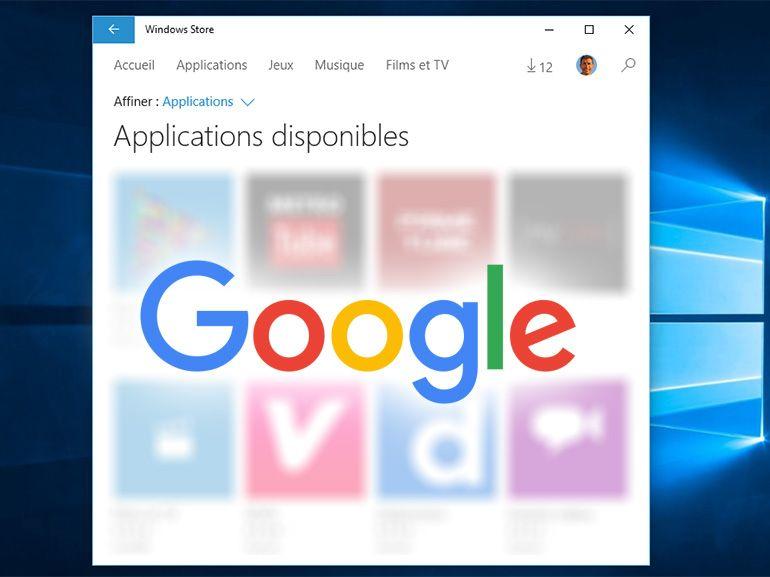 Bientôt des applis Google dans les Windows Phone ?