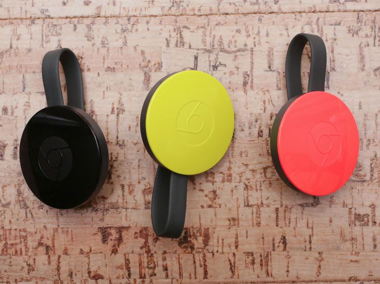 Bon plan : Google Chromecast 2 + le film Angry Birds à 25€