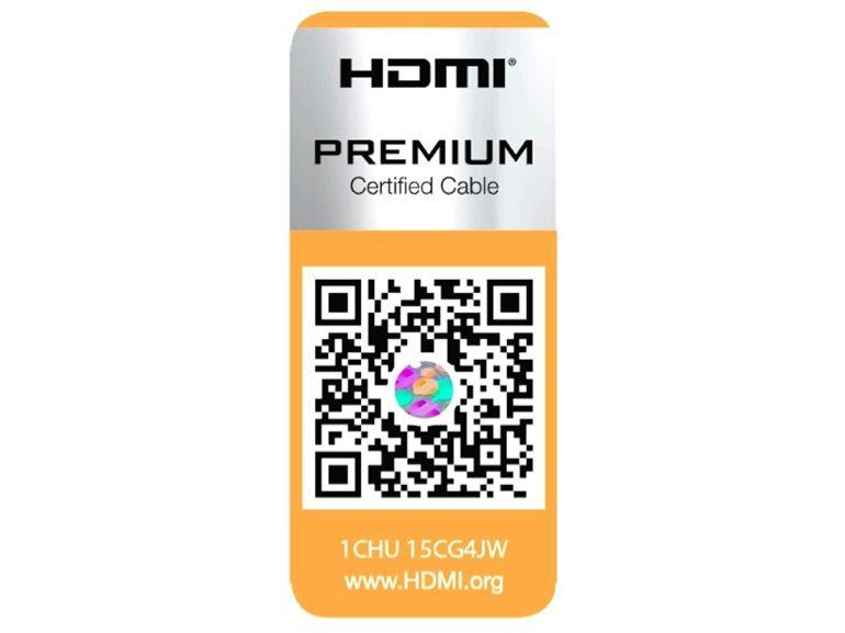 Un label de qualité pour les câbles HDMI véritablement capables de diffuser de l'Ultra HD