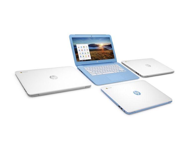 HP dévoile son nouveau Chromebook 14 et baisse son tarif