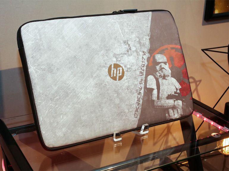 HP Star Wars Special Edition, le PC portable pour les inconditionnels de la saga