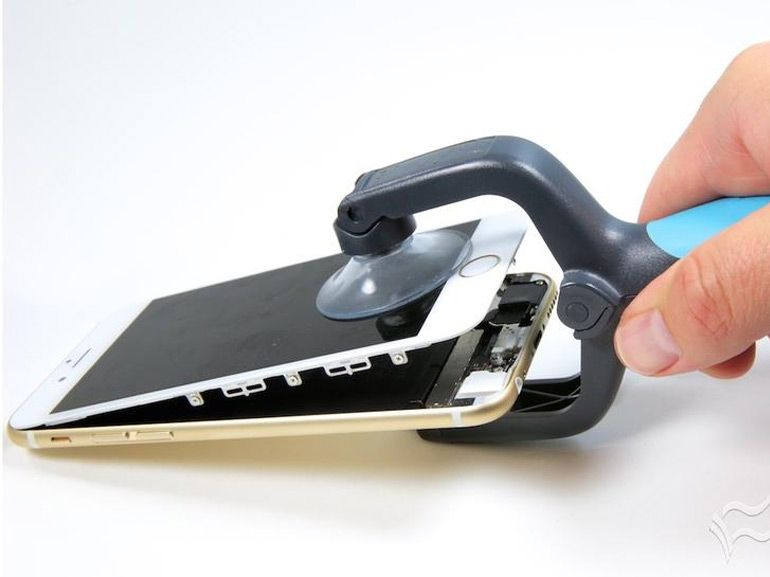 iPhone 6s : très différent de l'iPhone 6 à l'intérieur