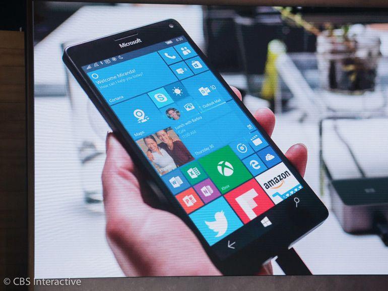 Les Microsoft Lumia 950 et 950 XL sont officiels avec prix et date de sortie