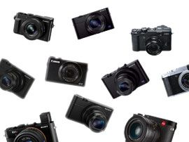 Les meilleurs appareils photo compacts experts de décembre 2019