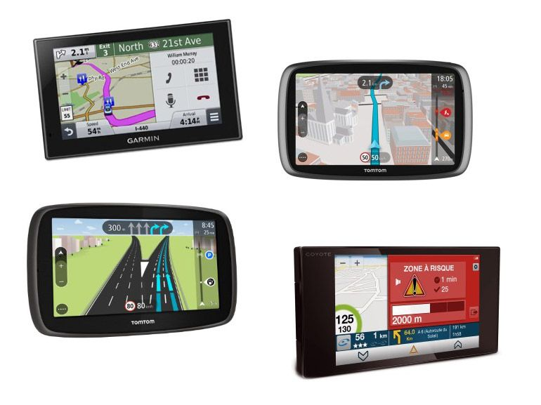 Les meilleurs GPS de 2016