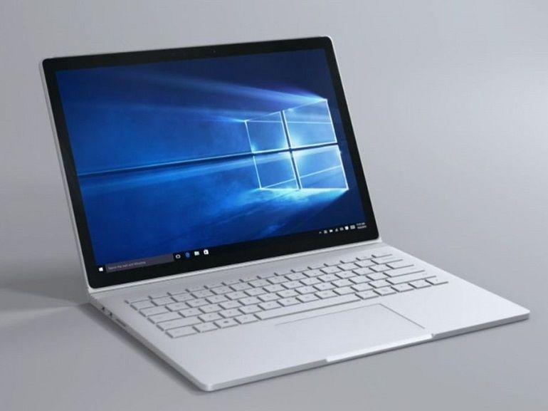 "Surface Book : ""l'ordinateur portable ultime"" selon Microsoft"
