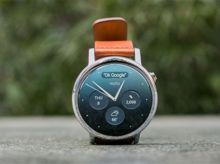 Bon plan : Motorola Moto 360 (2ème génération) à 277€