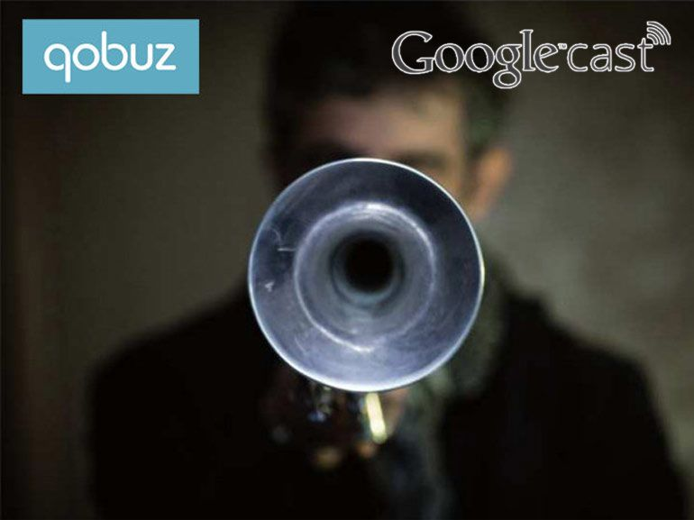 Qobuz devient compatible avec Google Cast et les Chromecast