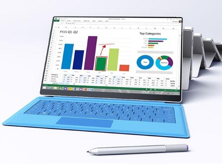 Surface Pro 4 : Microsoft fera-t-il disparaître les bordures d'écran ?