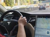 Tesla autonome : attention, danger !