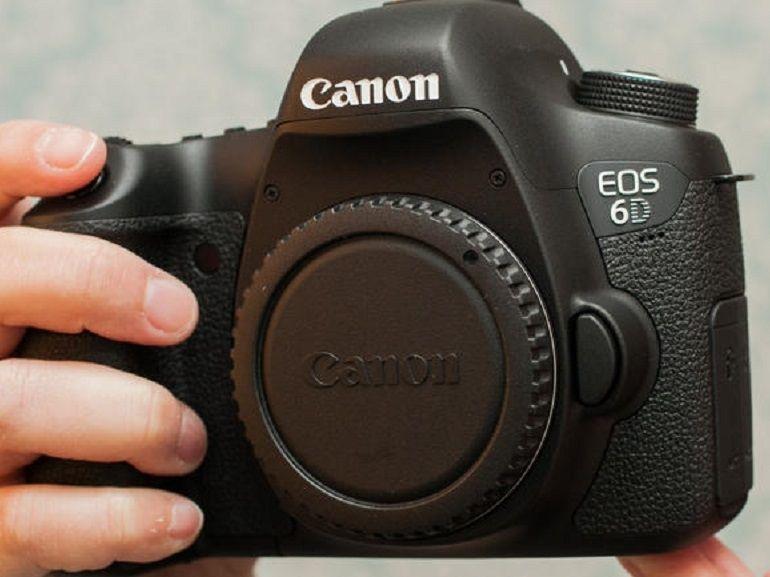 Soldes : chez La Fnac, le reflex Canon EOS 6D est à 1100€ au lieu de 1650