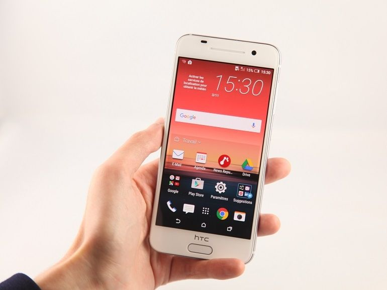 Bon plan : HTC One A9 à seulement 329€
